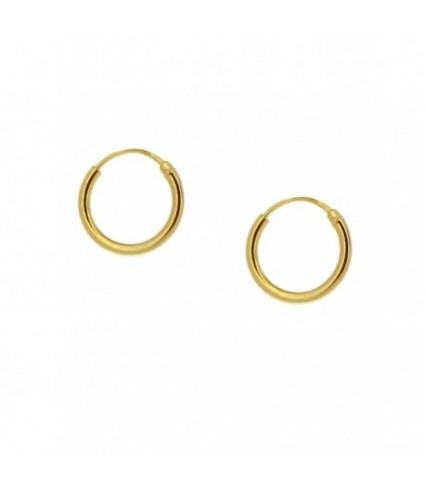 Arito 10mm oro (UNIDAD)