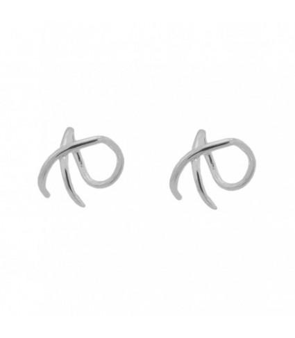Ear Cuff cruzado (UNIDAD)