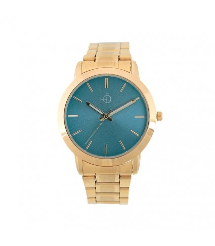 DRIVE Gold Turquoise