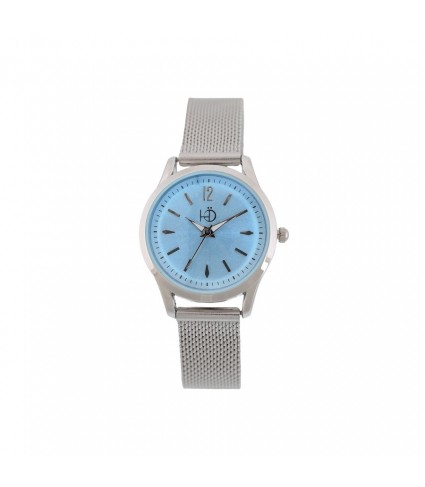 AMOUR Silver Light Blue